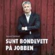 Bondes?nnen Amund Fjeldstad fra Ringerike med bok om sunt bondevett
