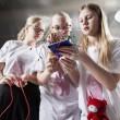 3D-skrivare, pannkakscykel och turbaner trängs p? uppfinnarfestival