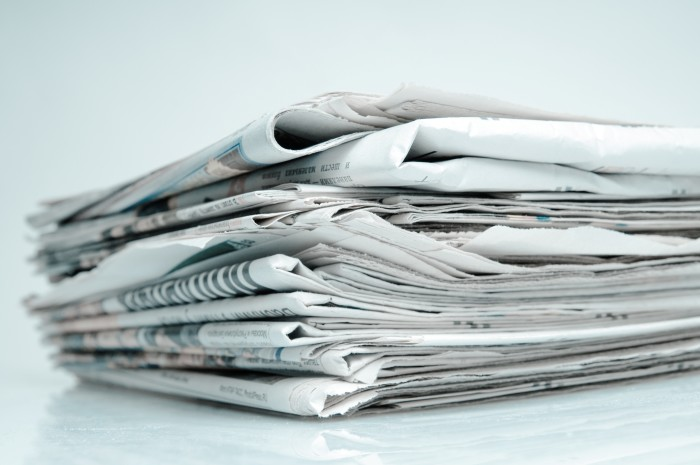 Aviser i frit fald m? finde nye indt?gtskilder