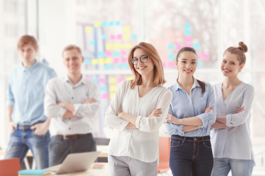 Biznesowy savoir-vivre podczas rozmowy kwalifikacyjnej