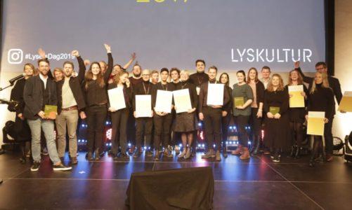 Vinnerne av Norsk Lyspris 2019 er kåret – disse vant!