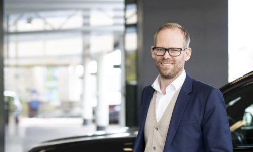 Espen Dalby Johansen blir Hedin Automotives Norgessjef for BYTON, det nye, elektriske bilmerket som skal revolusjonere måten vi bruker bilen på