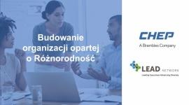 CHEP jest oficjalnym partnerem LEAD Network w Polsce i w Europie Praca, BIZNES - LEAD Network, organizacja której celem jest promowanie idei różnorodności i integracji (diversity and inclusion) w branży retail i FMCG, rozpoczyna swoją działalność w Polsce.