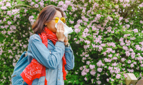 Allergisesongen er her – lindre plagene med en effektiv luftrenser